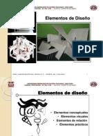 ELEMENTOS BASICOS DE DISEÑO
