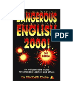 Dangerous English Words