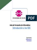 AFI 2013 - Introduccion a Los SIG
