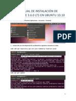 Manual de Instalacion Adempiere 3 6 0 Lts