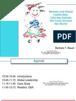 Women and Global Leadership PP Final