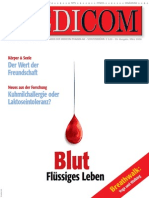 Blut -Flüssiges Leben-