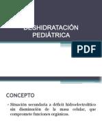 Deshidratacion y Planes de Tratamiento