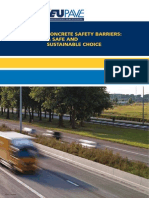 Eupave Concrete Safety Barriers