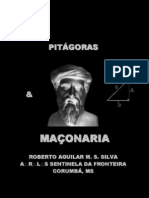 Pensador Pitagoras e Maçonaria
