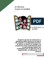 Educar Con Carino, Guia Metodologica