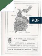 Estudio Impacto Ambiental-Estudio de Impacto Ambiental