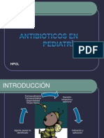 Antibioticoterapia en Pdt
