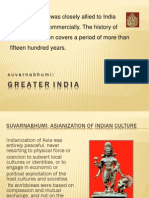 India Golden Land