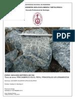 1er Informe de Historica - 2013II