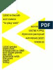 Lego Fact Flags
