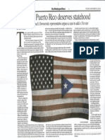 The Washington Times - Why Puerto Rico Deserves Statehood