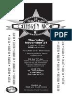 St. Sebastian Celebrity Night