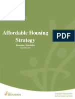 2013 Affordable Housing Strategy
