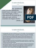 VASO FRÁGIL