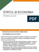 Statul Si Economia