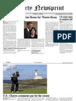 Libertynewsprint 8-13-09 Edition