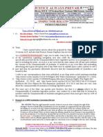 131120-G. H .Schorel-Hlavka O.W.B. to Mr Tony Abbott PM- Re Proposed Selling of Ports.