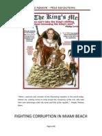 Fighting Corruption in Miami Beach
