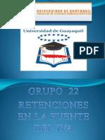 Grupo 22- Retencion Del Iva