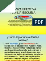 Alianza Efectiva Familia-escuela[1]