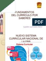 Fundamentos Curriculo Por Saberes