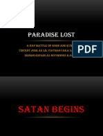 Paradise Lost Battle