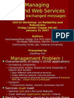 Managing Grid Messaging MiddlewareJan31-07