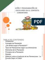 Planeacion Educativa EXPO MAESTRIA