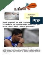 Bicho pegando no Fla Jogadores e Wallim não entram em acordo sobre premiação pelo título e vices vão a Curitiba por acerto