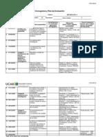 Cronograma y Plan de Eval Com Soc IIiSem 2013-14[1]