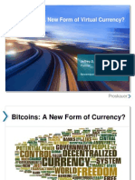 Bitcoin -- Legal and Business Issues Surrounding the Digital Currency - November 2013 - Jeff Neuburger