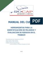 Herramientas para la Identificación de Peligros y Evaluación de Riesgos en el Trabajo