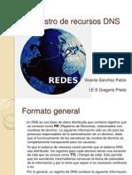 Registros de Recursos DNS