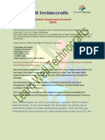 Learn Well Technocrafts - Business Requirement Document