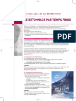 Betonnage Tps Froid