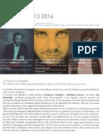 Musica Insieme segnala tre serate dedicate ai Lieder di Schubert al Teatro Comunale di Ferrara