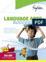 Kindergarten Language Arts Success by Sylvan Learning - Excerpt