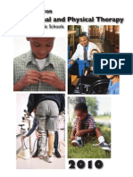handbook occupational physical therapy