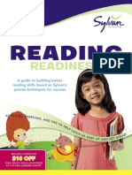 Kindergarten Reading Readiness by Sylvan Learning - Excerpt