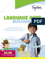 First Grade Language Arts Success by Sylvan Learning - Excerpt
