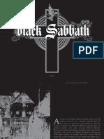 Black Sabbath - Digital Booklet