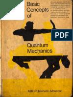 Tarasov Lev Basic Concepts of Quantum Mechanics Mir 1980