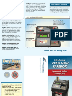 Farebox Brochure