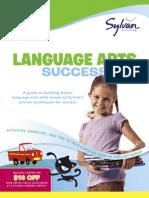 Second Grade Language Arts Success by Sylvan Learning - Excerpt