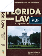 Florida Law by Gerald Keane