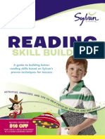 Second Grade Reading Skill Builders by Sylvan Learning - Excerpt