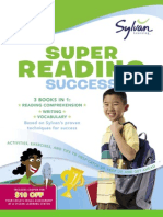 Fifth Grade Super Reading Success by Sylvan Learning - Excerpt