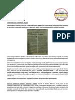 COMUNICATO STAMPA N. 03/13