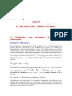 7.3 Apéndice 5 El curso de Estadística